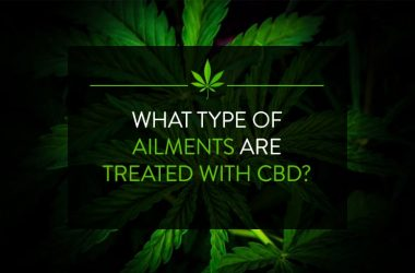 What type of ailments are treated with CBD?