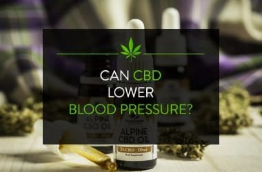 Can CBD Oil Lower Blood Pressure?