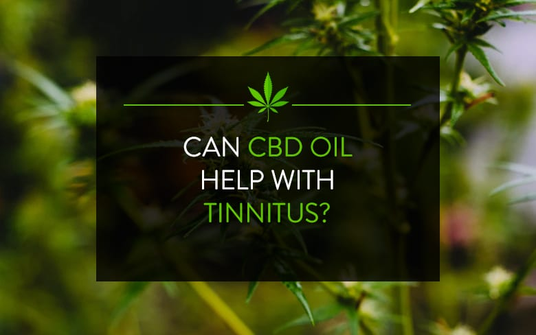 CBD FOR TINNITUS: DOES IT HELP?