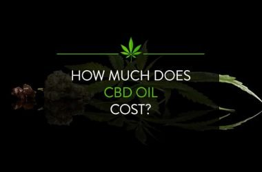 How Much Does CBD Oil Cost
