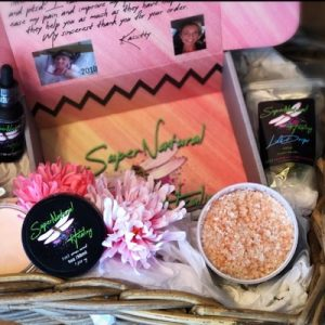 SuperNatural Healing CBD Monthly Box
