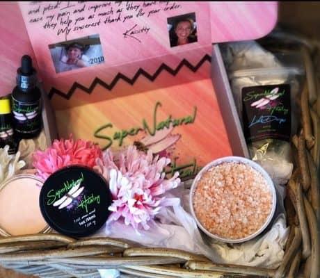 SuperNatural Healing CBD Monthly Box