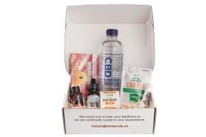 Hemp Crate Co CBD Subscription Box
