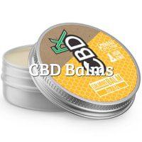 CBD Balms