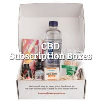 Hemp & CBD Subscription Boxes
