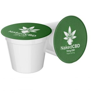 Naked CBD Coffee Pods