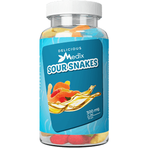 Medix CBD Gummies – CBD Infused Gummy Worms