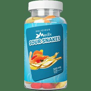 Medix CBD Gummies – CBD Infused Gummy Worms