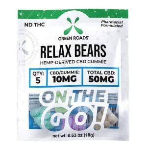 Green Roads CBD Relax Bears Gummies