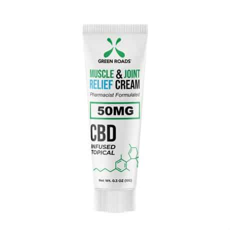 Green Roads CBD Muscle and Joint Relief 50mg