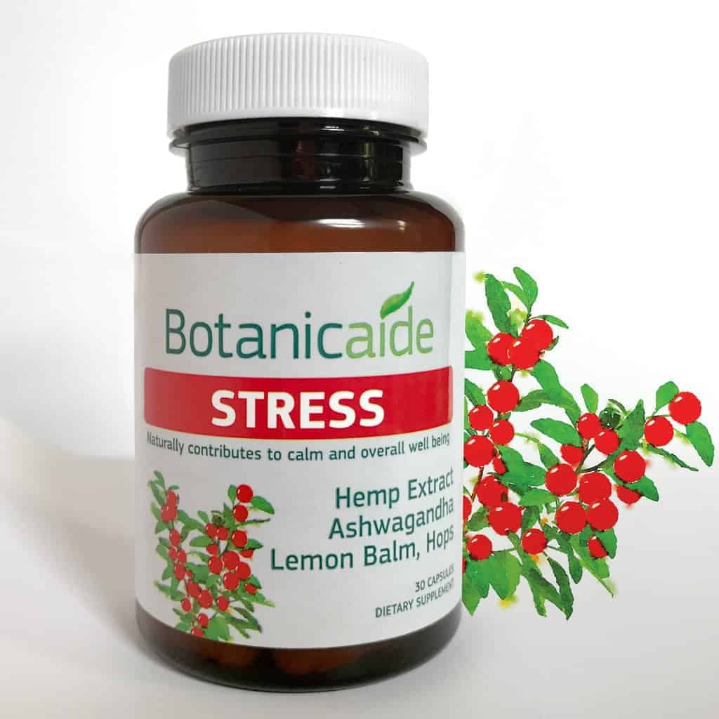 Botanicaide CBD For Stress