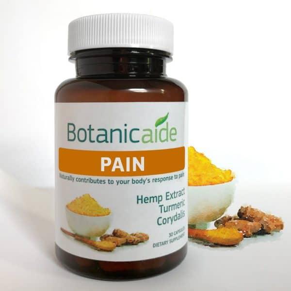 Botanicaide CBD For Pain