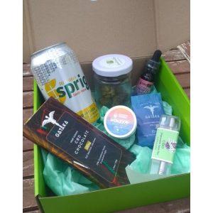 Green Dream Box CBD Subscription Box