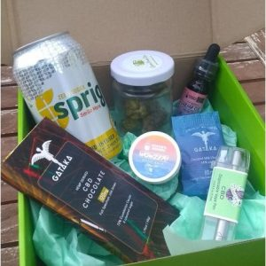 Green Dream Box CBD Subscription Box