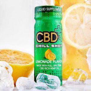 Lemonade CBD Chill Shot – 20mg
