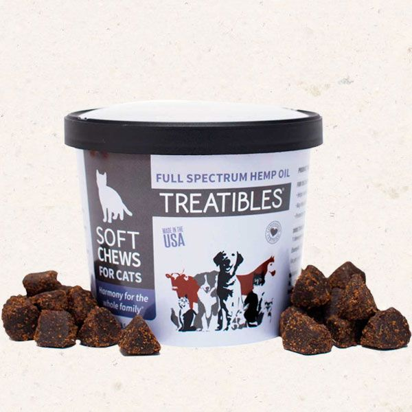 Treatibles® Soft Chews for Cats