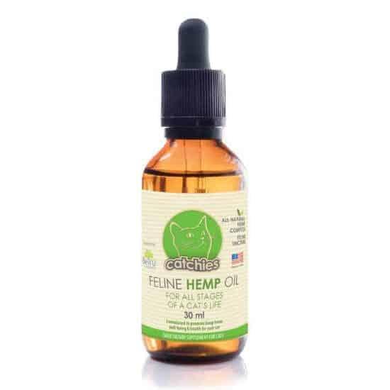 Be Trū Wellness Catchies® Hemp Oil – Catnip 30ml