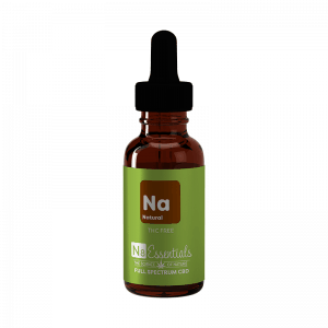 N8 Essentials Natural CBD 250 MG Tincture