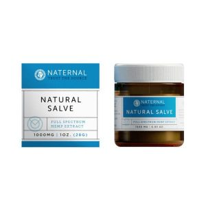 Naternal Full Spectrum CBD Salve