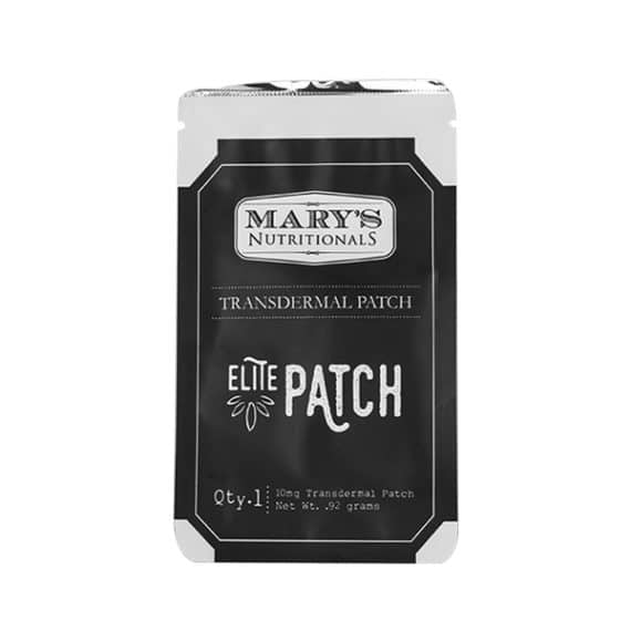 Mary's Nutritionals – Elite CBD Patch