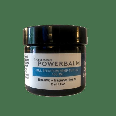 PurePower Cooling PowerBalm