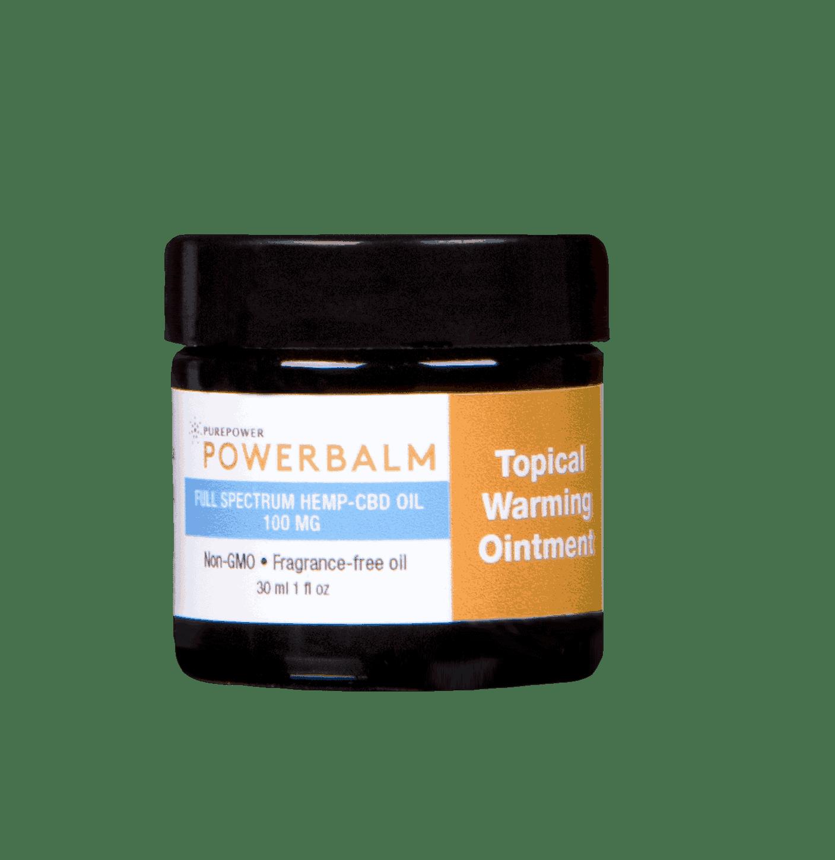 PurePower Warming PowerBalm