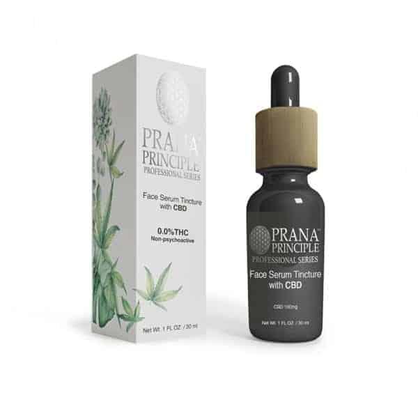 PRANA PRINCIPLE™ Face Serum With CBD 100mg 1oz