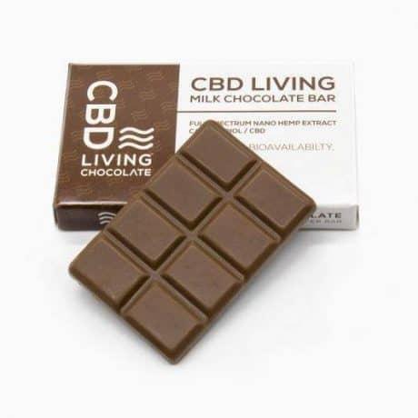 CBD Living Milk Chocolate