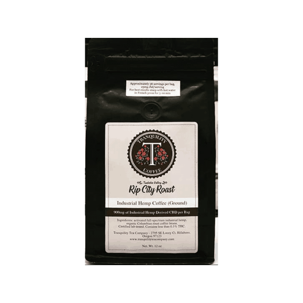 Tranquility CBD Coffee – Rip City Roast
