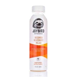 JOYBIRD Hemp Beverage - Tangy Citrus - 12oz