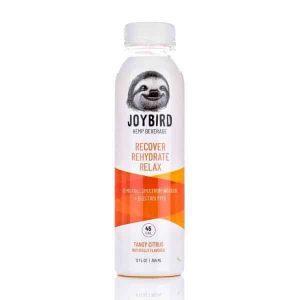 JOYBIRD Hemp Beverage - Tangy Citrus - 12oz
