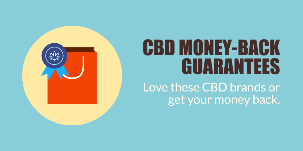 CBD Money-Back Guarantees: 7 CBD Brands That Offer Refunds & Returns