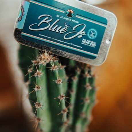 Blue Ridge Hemp Elexktra Strain Hemp Blue Js