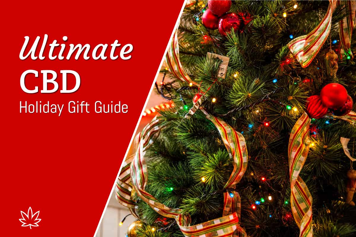 Ultimate CBD Holiday Gift Guide: 27 CBD Gift Ideas for Everyone on Your Shopping List