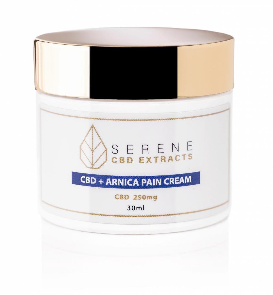 Serene Cannabis Arnica Pain Cream