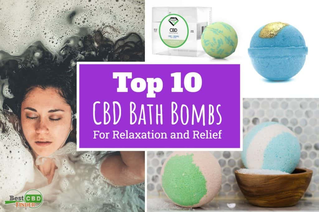 Best CBD Bath Bombs for Relaxation and Relief