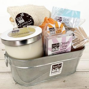 Joyful Bath Co Hemp Gift Set