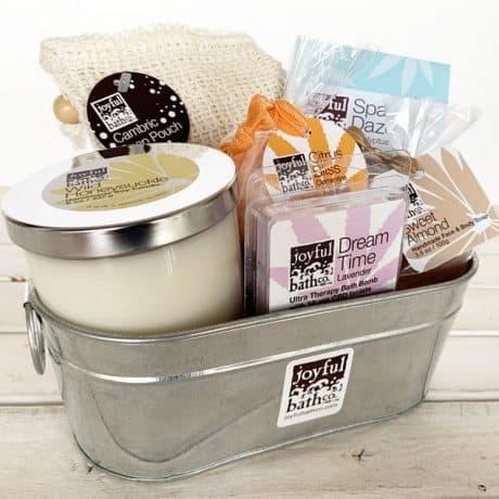 Joyful Bath Co Hemp Gift Set