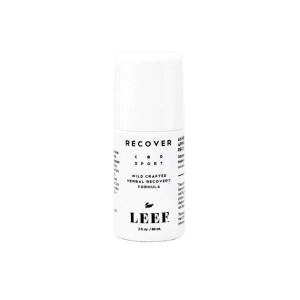 LEEF Organics RECOVER Roll-on