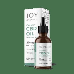 CBD Oil Tinctures 900mg/bottle / Tranquil Mint
