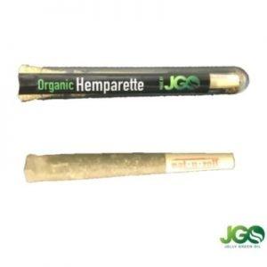 Jolly Green Oil CBD Pre-Rolled Flower Hemparette (single)