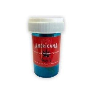 Americana CBD Flower Buds (1/8th .oz) Suzy-Q