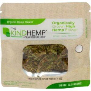 The Kind Hemp - 3.5g Hemp Flower (Choose Strain)