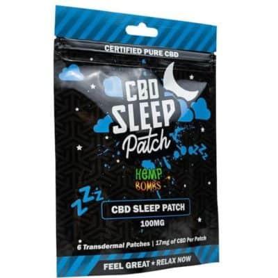 Hemp Bombs CBD Sleep Patches
