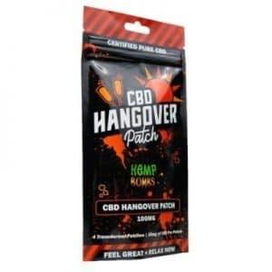 Hemp Bombs CBD Hangover Patches