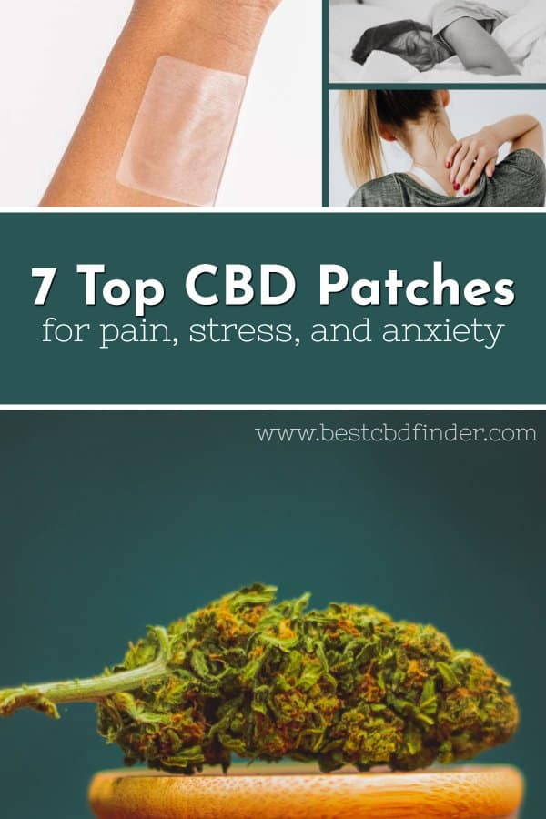 Best CBD Patches for Pain, Stress & Anxiety