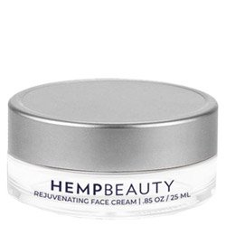 Hemp Beauty Rejuvenating Face Cream Travel Size - 105 mg CBD