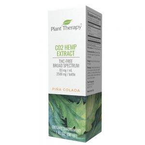 CO2 Hemp Extract Pina Colada 2500 mg/30 mL