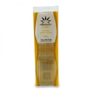 Hempzilla CBD Honey Sticks (3-pk or 7pk)