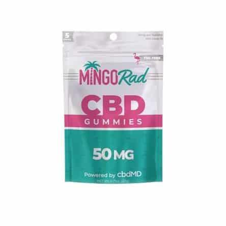 cbdMD Mingo Rad Gummies